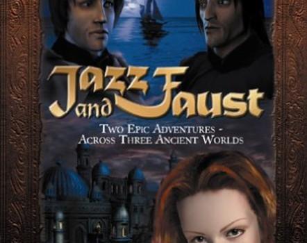Jazz & Faust, avventura grafica
