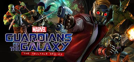 Guardians of the Galaxy, avventura grafica