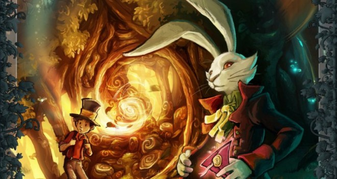 The Night of the Rabbit, gioco