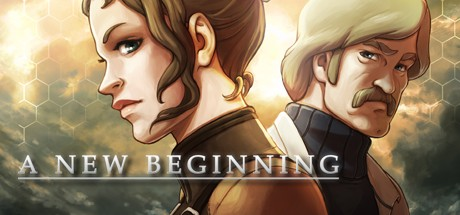 A New Beginning, avventura grafica
